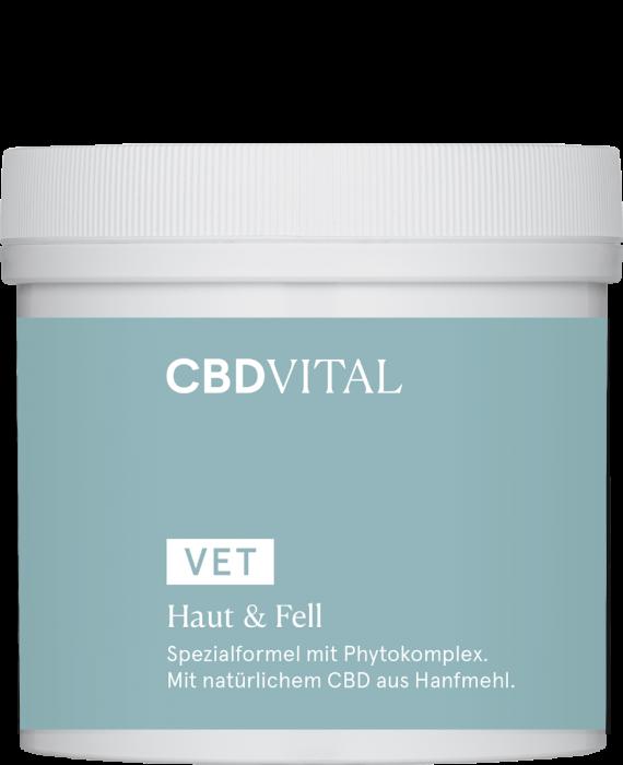 CBD Vital Haut & Fellpflege