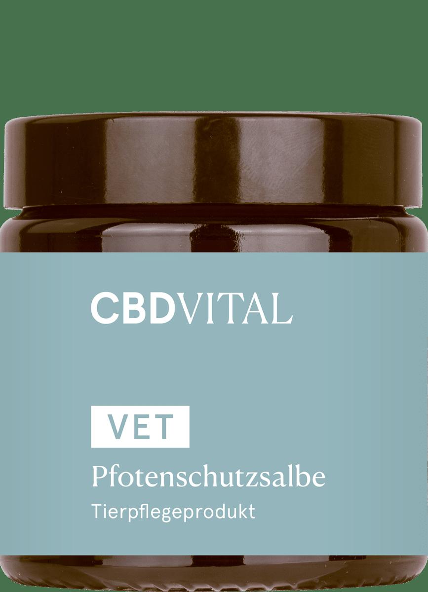 CBD Vital Pfotenschutzsalbe